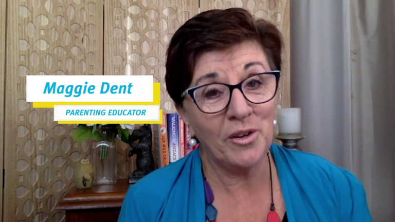 Maggie Dent, Parenting Educator